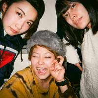 Not-so-great expectations: The members of tricot say the best way to break into the overseas market is to focus on the music and make sure to connect with as many people as possible.