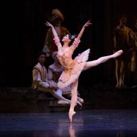 Misa Kuranaga in 'Sleeping Beauty.' | ROSALIE O'CONNOR
