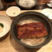 Ryo: Grilled eel perfectly paired with sake and relaxed style
