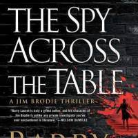 'The Spy Across the Table': Jim Brodie returns in tautly written thriller