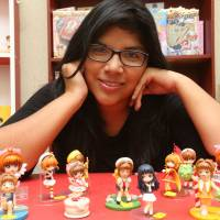 Collector Sofia Pichihua: 'Follow your dreams and do not fear failure'