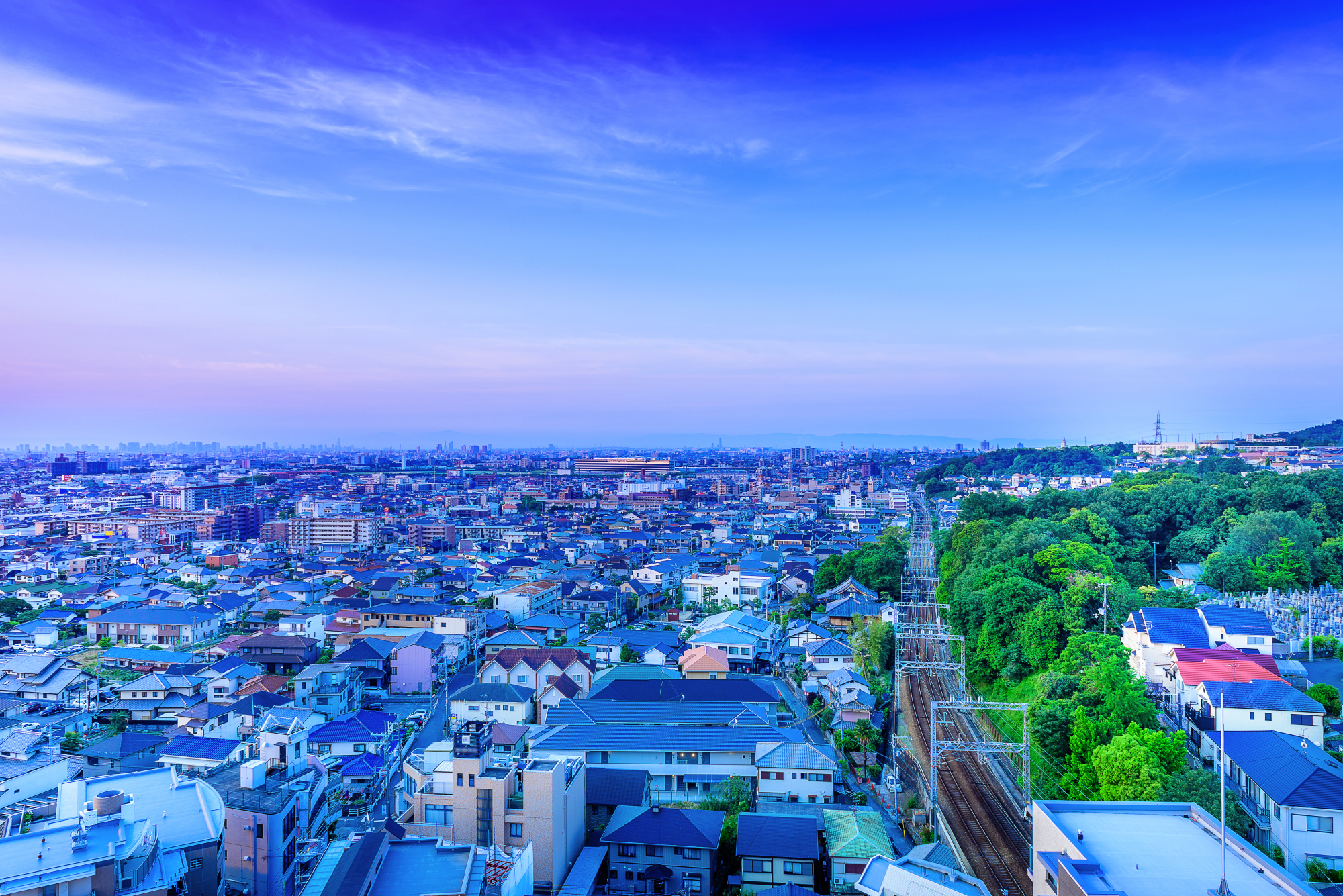 Land of the sprawling fun:  Could it be that Japan's true magic lurks not in its mega-cities or beautiful countryside, but instead in its tepid, much- maligned suburbs? | ISTOCK