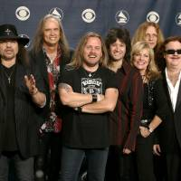 Lynyrd Skynyrd sues ex-drummer over movie about 1977 plane crash