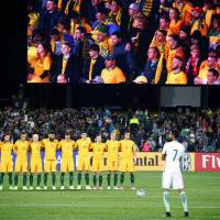 Saudis apologize for minute's silence snub before match against Australia