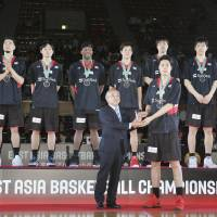 Davis III guides Taiwan to East Asia Championship crown; Japan finishes third