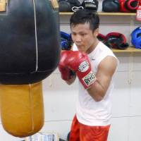 WBC flyweight champ Higa sets sights on greater notoriety
