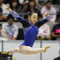 Miyakawa, Teramoto qualify for gymnastics worlds