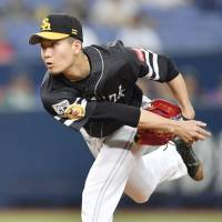 Hawks expect to get pitchers Senga, Takeda back soon