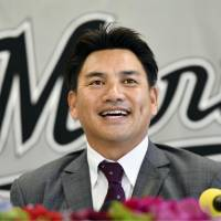 Marines' Iguchi announces plan to retire after season
