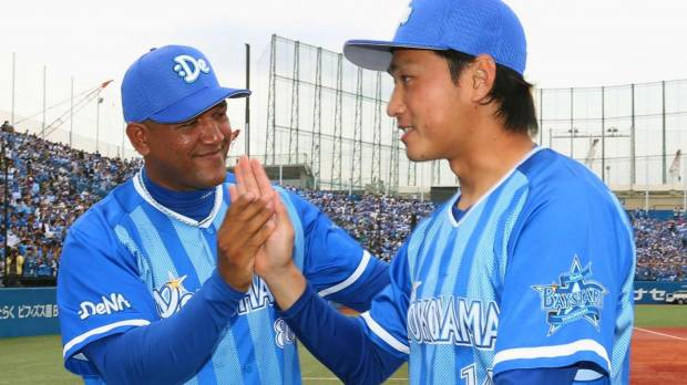 Ishida collects first victory since April as BayStars subdue Swallows