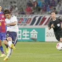 Amano's timely strike leads Marinos past FC Tokyo