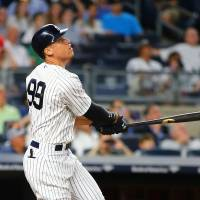 Yankees star Judge invited to MLB's All-Star Home Run Derby
