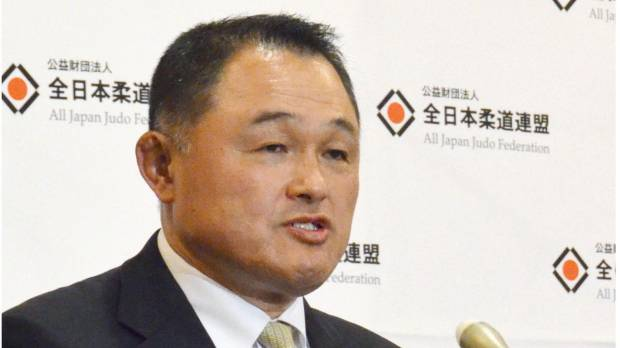 Yamashita named new All Japan Judo Federation president