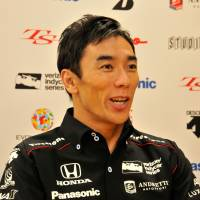 Sato revels in glow of historic Indy 500 triumph