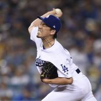 Maeda to make spot start for Dodgers against Angels