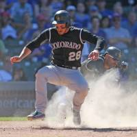 Rockies beat Cubs for seventh straight win