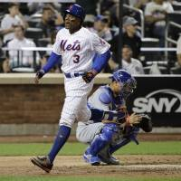 Granderson's 300th homer helps Mets rally past Cubs