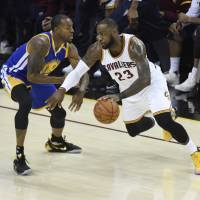 Cavaliers stave off elimination, end Warriors' perfect postseason run