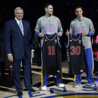 West intrigued at joining Clippers front office