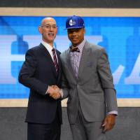 76ers take Fultz with No. 1 pick