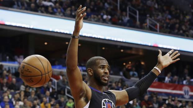 Rockets acquire Paul from Clippers in blockbuster trade