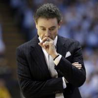 NCAA suspends Pitino, sanctions Louisville
