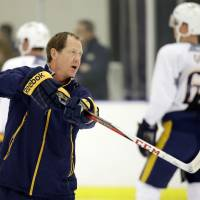 Housley's career comes full circle with hiring by Sabres