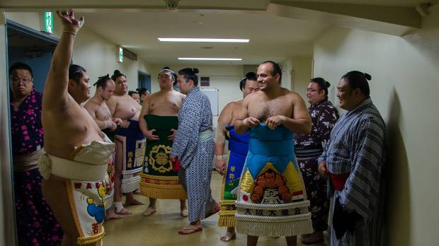 Nagoya Basho contenders looking to stay cool in tournament known for upsetting the odds