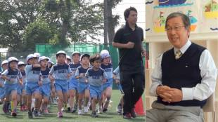 [VIDEO] Visiting Buddy Sports kindergarten in Tokyo