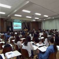 [VIDEO] LGBT support group ReBit's lecture at Rikkyo Jogakuin Junior College