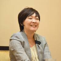 The curious case of Akie Abe's English