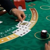 Requiring My Number cards for Japan residents to enter a casino would impose a stricter check than required in the United States. | BLOOMBERG