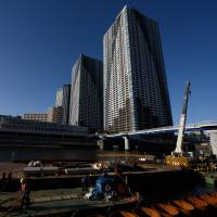 Tokyo area condo supply rises for first time in four years in January-June period