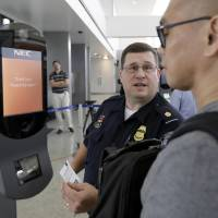 Trump camp plan to have face scans of all Americans flying abroad raises privacy worries