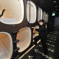 New women-only capsule hotel to open in central Tokyo as firm sees strong demand