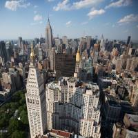 Knotel Inc. is planning to more than triple its office space in New York by the end of the year, in an effort to approach the omnipresence of WeWork Cos. | BLOOMBERG