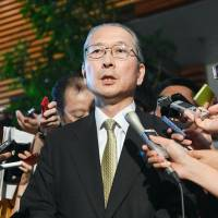 Rengo chief Kozu to stay on for reappointment amid row over labor law revision