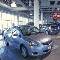 Toyota look to car rentals, fleet deliveries for boost amid slowing U.S. market