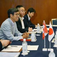 TPP chief negotiators meet to hash out deal with or without U.S.