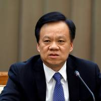 Chen Miner, a rising star in Chinese politics, appointed Chongqing party boss