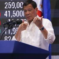 Philippine leader Duterte makes fresh joke about rape