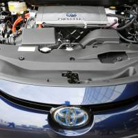 U.S. startup developing material for hydrogen cars