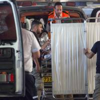 Three Palestinians, three Israelis killed in violence over holy site