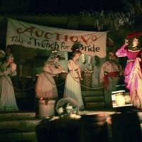Disneyland takes wives off auction block on 'Pirates' ride