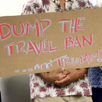Federal judge in Hawaii leaves Trump's travel ban rules in place