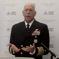Hypothetically speaking, U.S. admiral says he'd obey Trump order for nuclear strike on China