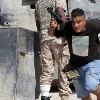 Libya forces in 'liberated' Benghazi continue to fight jihadis