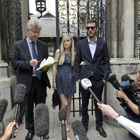 British court rehears case over baby Charlie Gard in light of new evidence