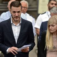 Parents drop legal fight, agree to let ailing baby Charlie Gard die