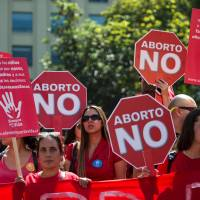 Chile Senate OKs bill allowing abortion in some cases but conservatives vow to appeal it